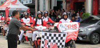 Launching Honda Home Service, Trio Motor Siap Puaskan Konsumen