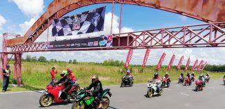 CBR 250RR Track Day Panaskan Aspal Sirkuit Sabaru