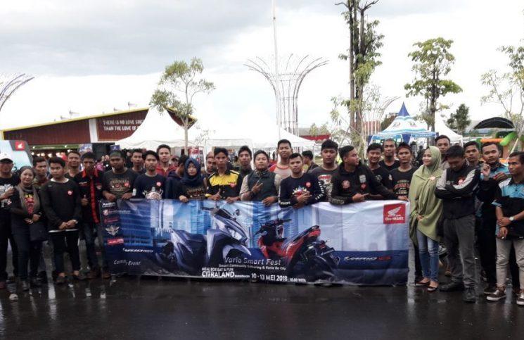 Vario Smart Fest, Ajang Kopdar Komunitas Honda