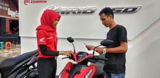 Curi Perhatian, Launching All New Honda Vario 150 Ramai Pengunjung