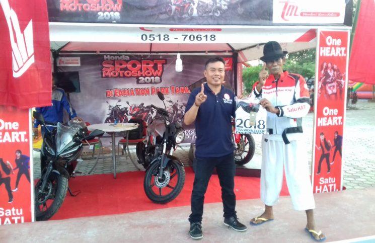 Honda Sport Motoshow 2018 Batulicin, Diramaikan Kegiatan Bernuansa Ramadhan