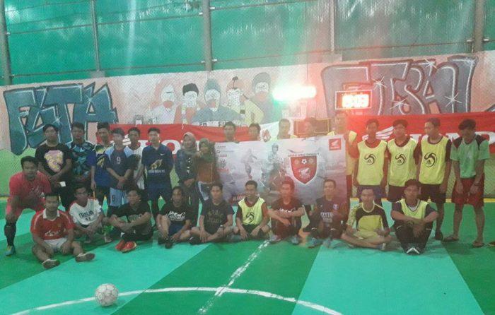 Trio Motor Gelar Ketupat Futsal Community Cup di Kapuas