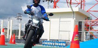 Honda Gelar Kompetisi Safety Riding Komunitas di Kapuas