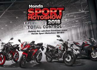 Honda Sport Motoshow 2018 Siap Ramaikan Kota Palangkaraya