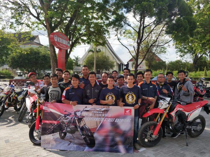 Supermoto Street Gathering, Jadi Ajang Sharing Seputar Motor Sport