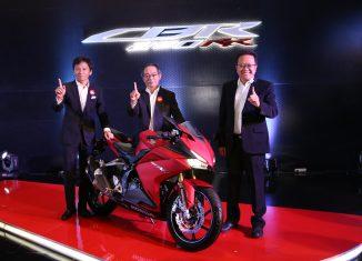 AHM Rilis Varian Baru New Honda CBR250RR