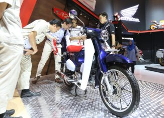AHM Resmi Pasarkan Honda Super Cub C125