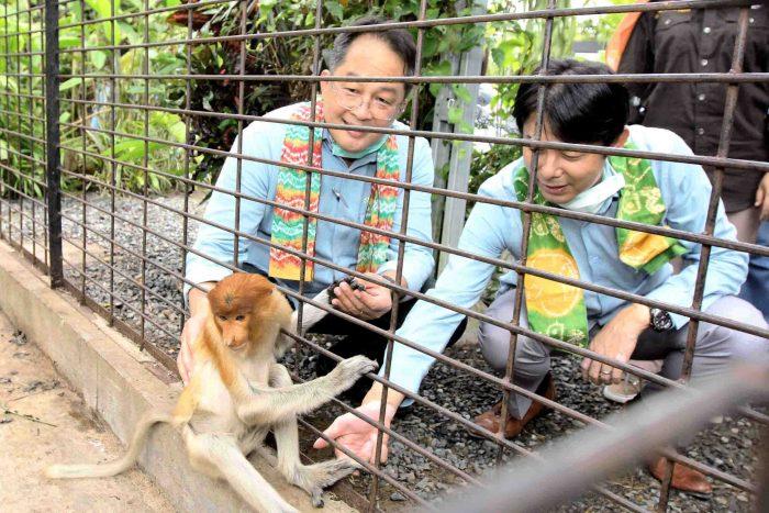 Peduli Lingkungan Hidup, Yayasan AHM Kembali Hijaukan Kalimantan