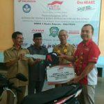 SMKN 3 Kuala Kapuas Resmi Jadi Sekolah Binaan Honda