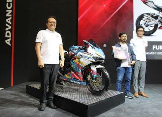 Ribuan Pecinta Modifikasi Tanah Air Ramaikan CBR250RR Virtual Modif Challenge