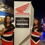 Honda Premium Matic Day, Curi Perhatian Pengunjung Duta Mall
