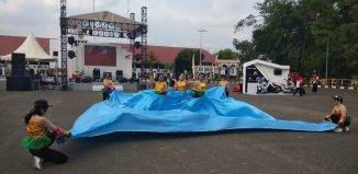 Dance Competition Ramaikan Honda Premium Matic Day Banjarbaru
