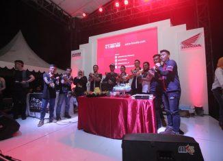 Semakin Solid, 10 Tahun Komunitas Honda CBR Banjarbaru