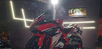 Honda Sport Motoshow Sampit, Banjir Hadiah di Penghujung Tahun