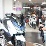 Forza 250 Hadir di Honda Premium Matic Day Banjarmasin