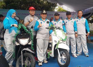Berhadiah Beat dan Scoopy, Honda Premium Matic Day PDAM Berlangsung Meriah