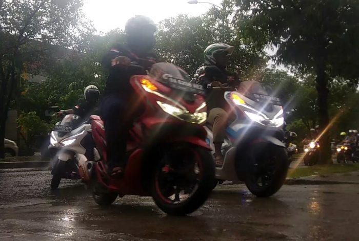 Honda PCX Luxurious Ride, Event Khusus Pecinta Honda PCX 150