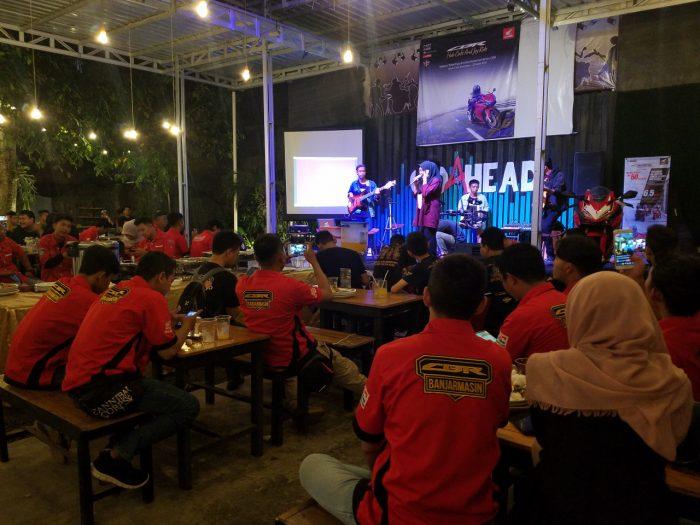 Hub Cafe & Joy Ride Community Honda CBR, Eratkan Tali Persaudaraan