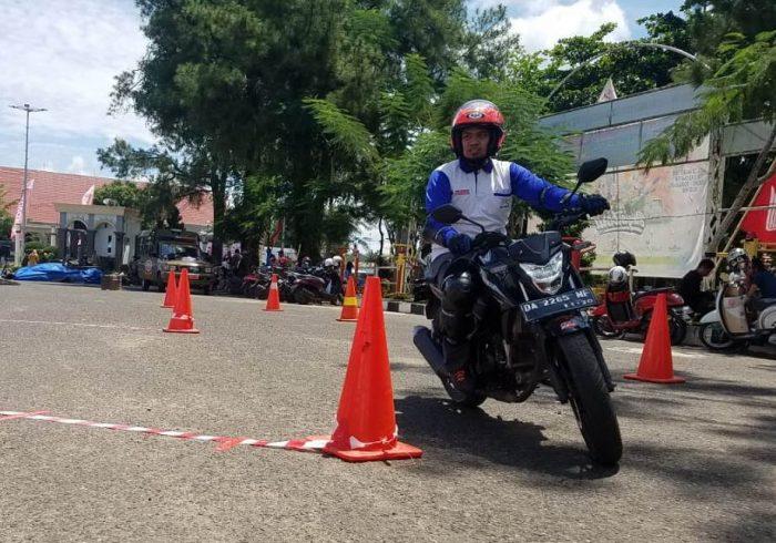 Gelar Kompetisi Safety Riding, Trio Motor Akan Kirim Pemenang ke Ajang Nasional