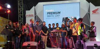 Honda PCX Community Custom Show Jadi Ajang Unjuk Gigi Modifikator PCX 150