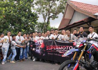 Kopdar Honda CRF Street Modification, Ajang Kumpul Konsumen Trail Honda