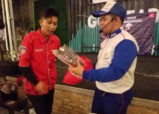 Buka Puasa Sambil Nonbar Moto GP, Komunitas CBR Kopdar Ramadhan