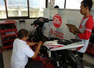 Trio Motor Gelar Skill Contest Untuk Siswa dan Guru SMK Binaan Se-Kalselteng
