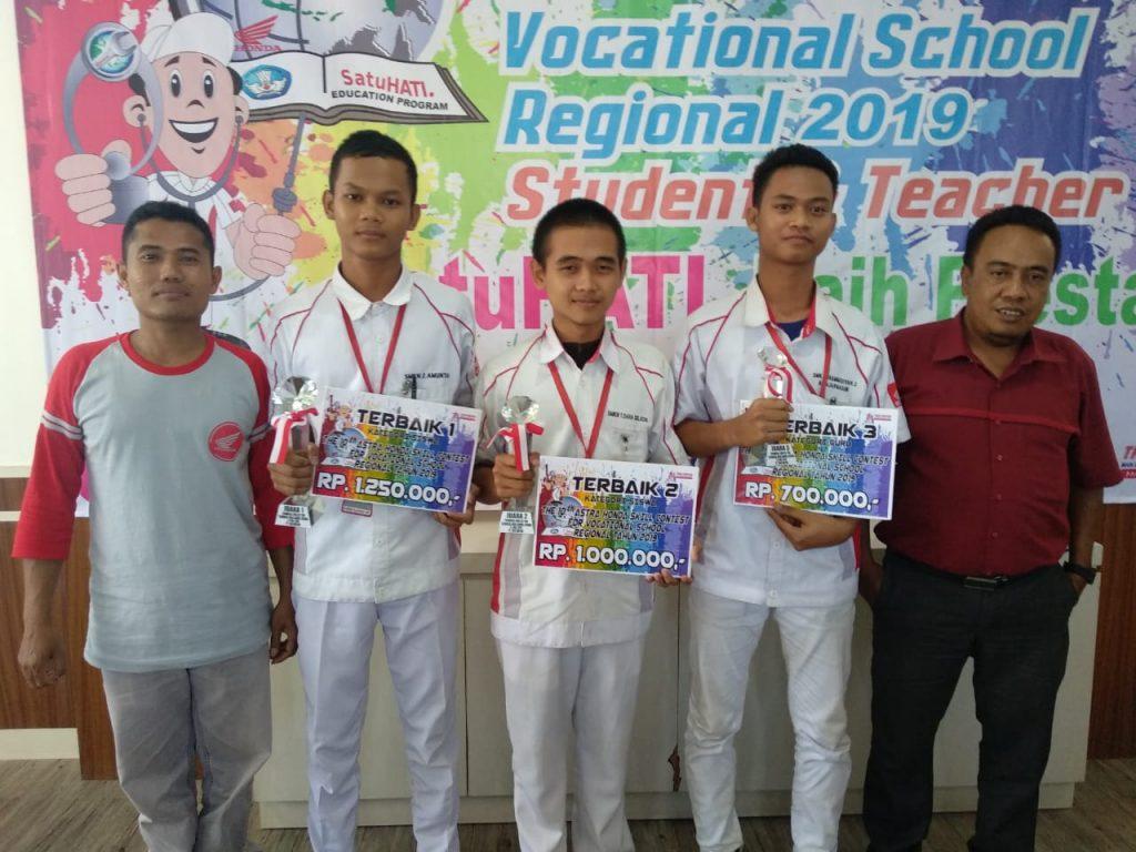 Pemenang Kelas Khusus Siswa