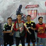 """""""Ketupat Futsal"""" Komunitas Honda Jadi Ajang Silaturahmi"""