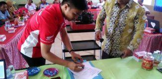 SMKN 1 Gambut Gelar Musyawarah Guru TBSM Binaan Honda Kalselteng