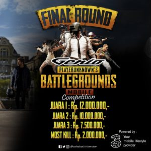 Final Round PUBG Competition