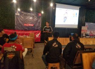Jagokan Marquez, Komunitas Honda Kopdar dan Nonbar GP