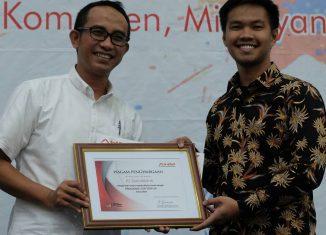 Kelas Difabel Trio Motor Raih Pengharagaan CSR Terbaik Main Dealer Honda se-Indonesia