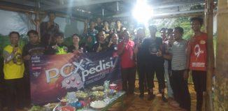 """Gelar Touring """"PCX-Pedisi""""Komunitas Honda PCX Jajal Banjarmasin - Sampit"""