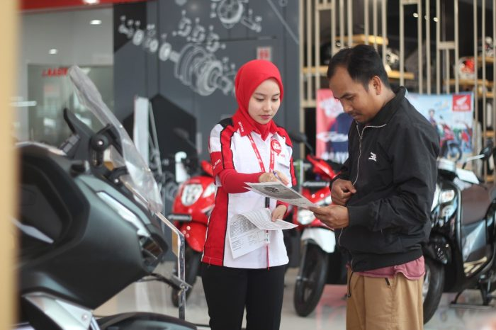 Promo Ambyar Honda, Tutup Tahun Dengan Penawaran Spesial