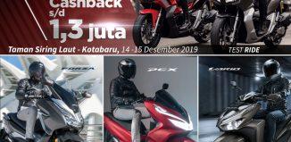 Honda Premium Matic Day Kotabaru