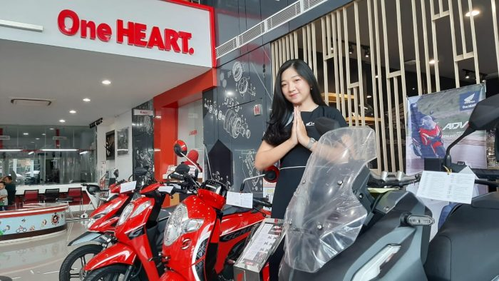 Honda Borong Say! Bertabur Promo Sambut Imlek