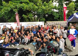 Honda PCX Club Kandangan, Banjarbaru, Martapura Resmi Dibentuk