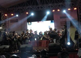 Nongkrong Bareng Komunitas BeAT Rayakan Sewindu HBBC