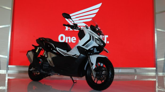 Honda ADV150 Raih Rookie of The Year