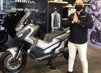 Honda Big Bike Tetap Laris di Masa Pandemi