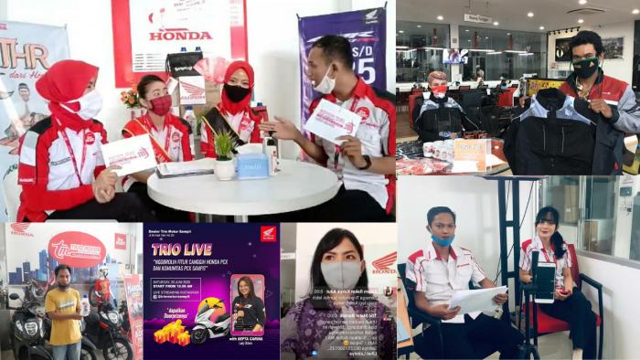 Dealer Honda di Daerah Maksimalkan Promosi Secara Online