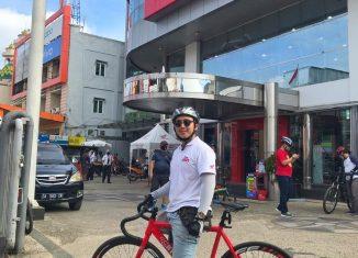 Honda Ajak Pesepeda #Cari_Aman di Jalan Raya Lewat Gowes Challenge