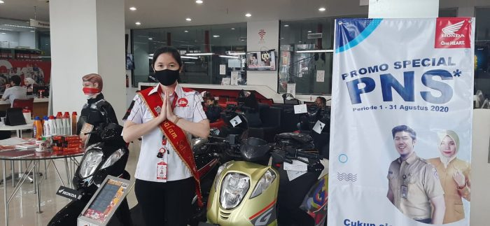 Sambut HUT RI ke 75, Trio Motor Berikan Cashback Jutaan Rupiah dan Program Khusus PNS!