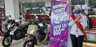 "Honda Tawarkan Program ""Sehati"" September Hemat Angsuran Ringan"